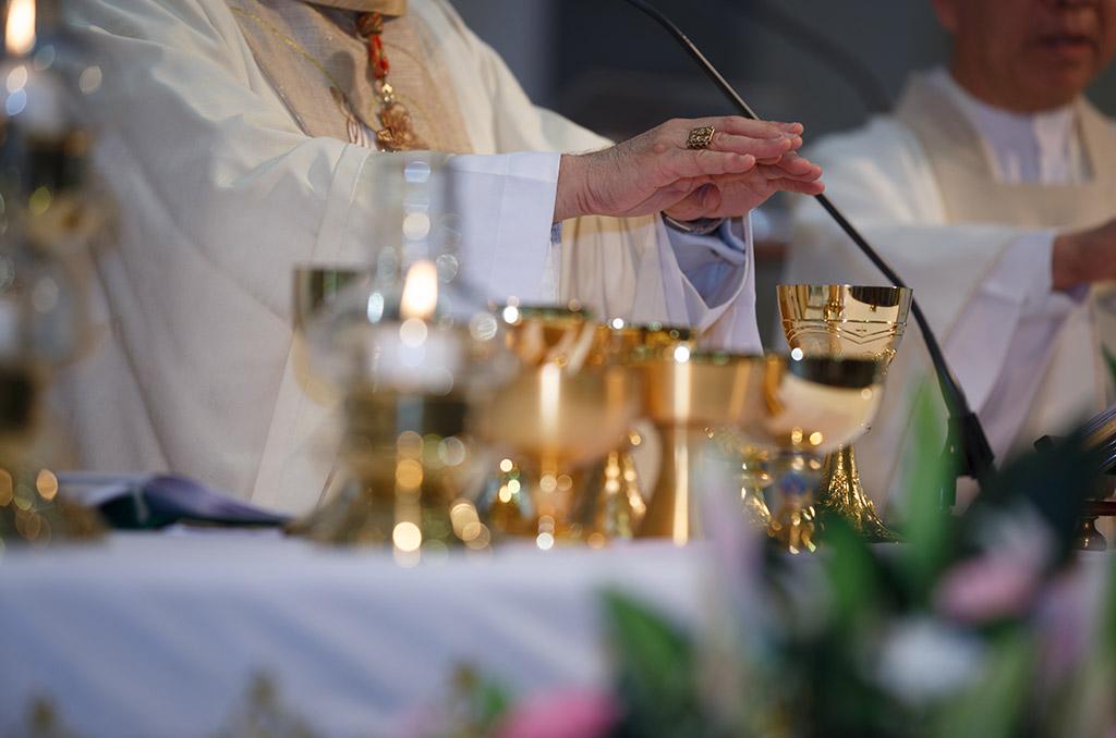 L'Eucharistie - Faire sa 1er Communion
