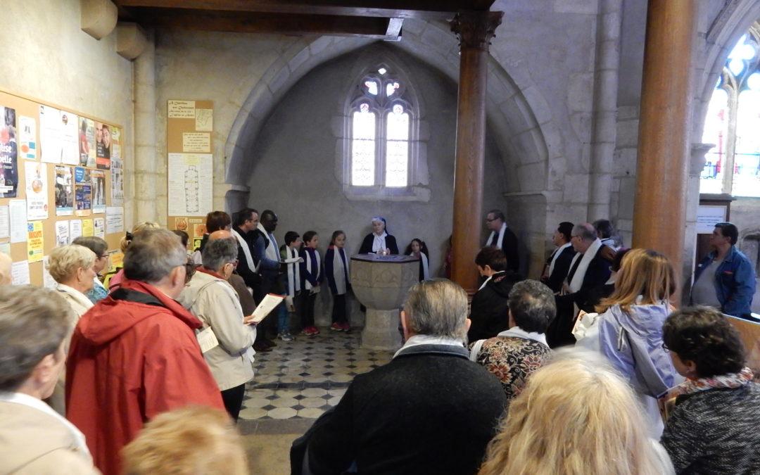 Saints et pèlerins