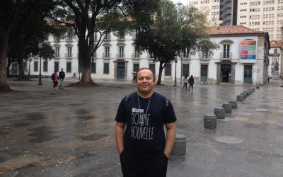 un séminariste brésilien parmi nous