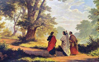 Homélie 3eme dimanche de Pâques