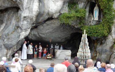 Pèlerinage diocésain à Lourdes – 2021