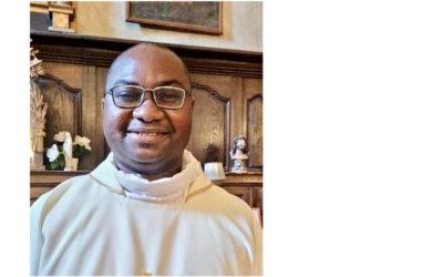 Père Ange Emian – Nouveau vicaire sur la paroisse