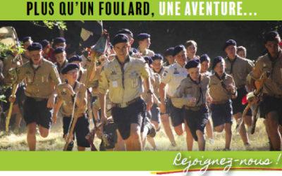 Nouveau groupe scout sur Crémieu